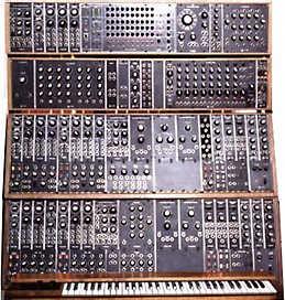 Moog modular
